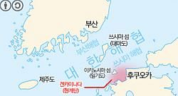 파일:Tsushima_and_Korea_straits-jasvg.jpg
