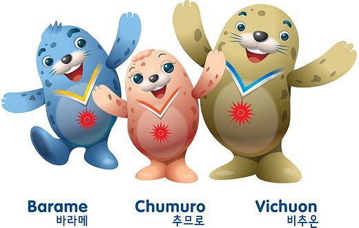 파일:incheon ag mascot.jpg