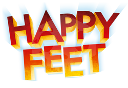 파일:Happy Feet Logo.png