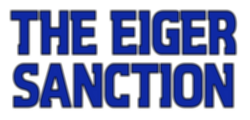 파일:The Eiger Sanction Logo.png