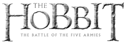 파일:The Hobbit The Battle of the Five Armies Logo.png