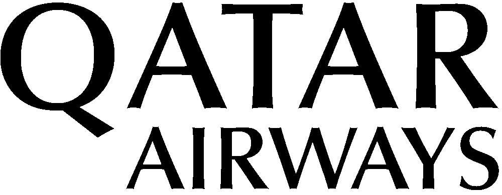 파일:Qatar Airways logo white.png