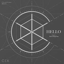 파일:CIX 2nd EP HELLO Chapter 2. Hello, Strange Place.jpg
