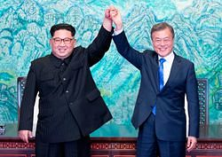 파일:2018.04.27_Inter_Korean_Summit_27.jpg