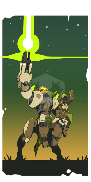 파일:Spray_Orisa_Heroes.png