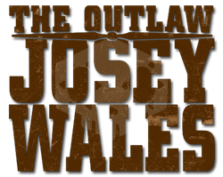 파일:The Outlaw Josey Wales Logo.png