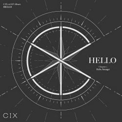 파일:CIX 1st EP HELLO Chapter 1. Hello Stranger (cover).jpg