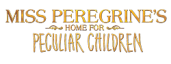 파일:Miss Peregrines Home for Peculiar Children Logo.png