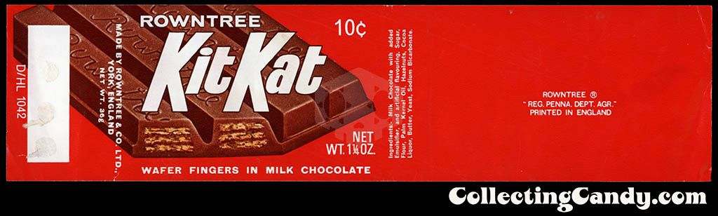 파일:external/www.collectingcandy.com/CC_USA-Rowntree-Kit-Kat-UK-produced-for-USA-distribution-10-cent-1-1_4-oz-chocolate-candy-bar-wrapper-late-1960s-to-early-1970s.jpg