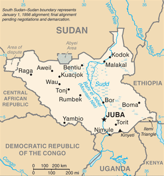 파일:external/upload.wikimedia.org/South_Sudan-CIA_WFB_Map.png