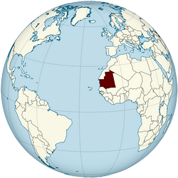 파일:external/upload.wikimedia.org/797px-Mauritania_on_the_globe_%28Cape_Verde_centered%29.svg.png