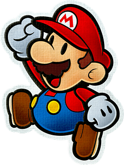 파일:external/www.mariowiki.com/Color_Splash_Mario_%28alone%29.png