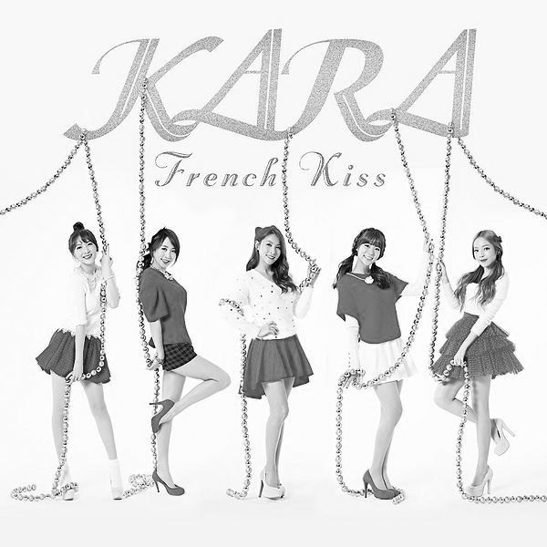 파일:external/www.generasia.com/600px-Kara_-_French_Kiss_%28CD_Only%29.jpg