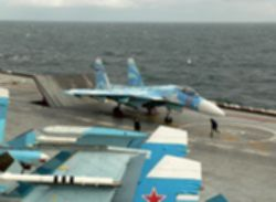 파일:external/img.bemil.chosun.com/SU-33%20crash%20on%20Admiral%20Kuznetsov_05_1.jpg