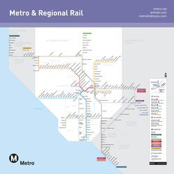 파일:LA_Metro_Map_Amtrak_Metrolink_2018_03.jpg