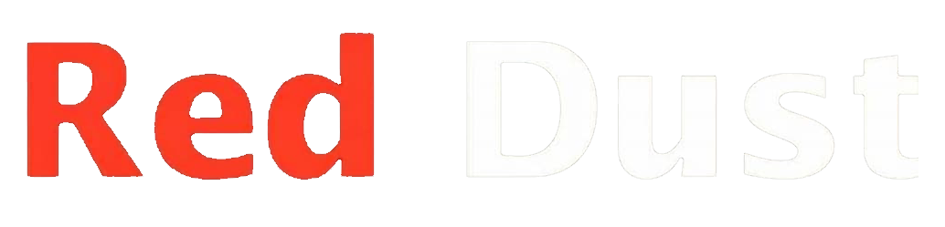 파일:Red Dust Logo.png