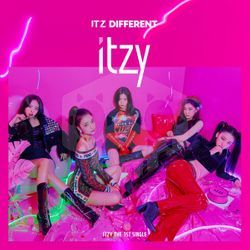 파일:IT'z Different Online Cover.jpg