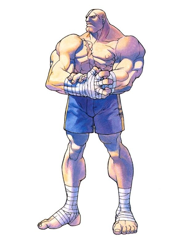 파일:Sagat_Street Fighter Zero(Street Fighter Alpha Warriors' Dreams).jpg