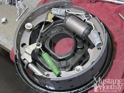 What Brake Shoes Are Fitted To Talbot Harmony