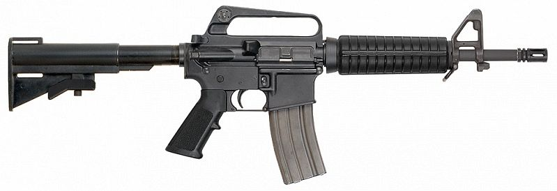 파일:attachment/M4 카빈/799px-Colt_Model_733.jpg