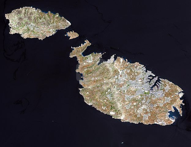 파일:attachment/몰타/Satelite_image_of_Malta.jpg