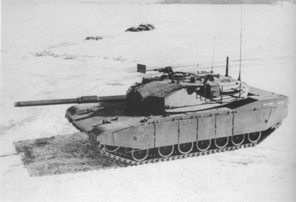 파일:attachment/M1 에이브람스/Chrysler_XM1_Tank.jpg