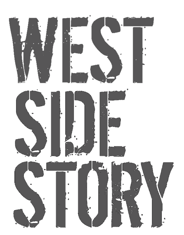 파일:West Side Story 20s Logo (provisional).png