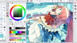 How To Change Colours In Medibang Paint Pro