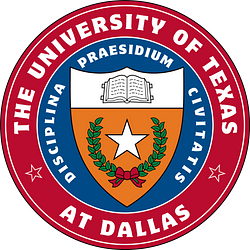 파일:University of Texas at Dallas Seal.png