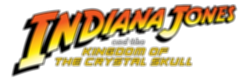 파일:Indiana Jones and the Kingdom of the Crystal Skull Logo.png