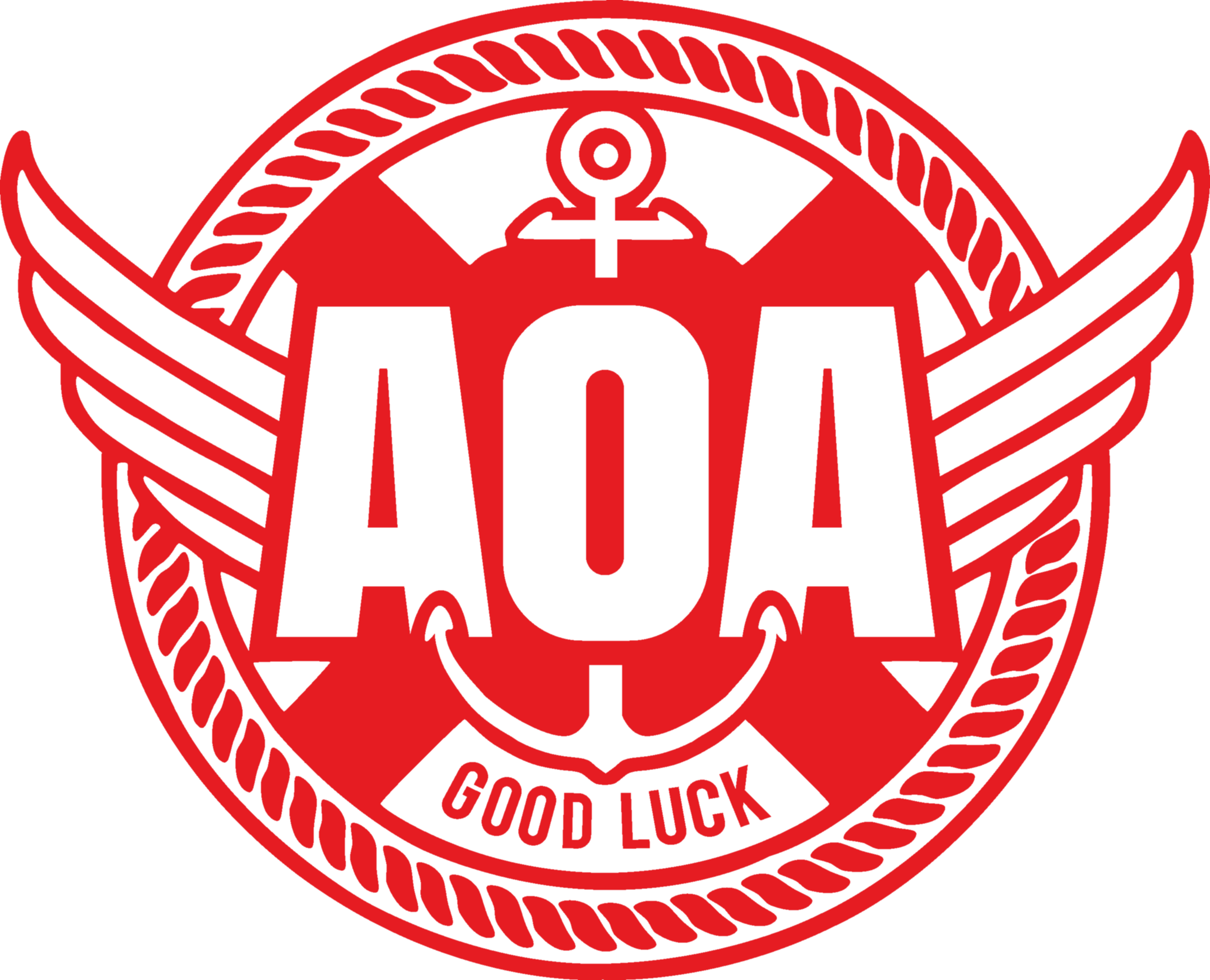 파일:AOA Good Luck_로고.png